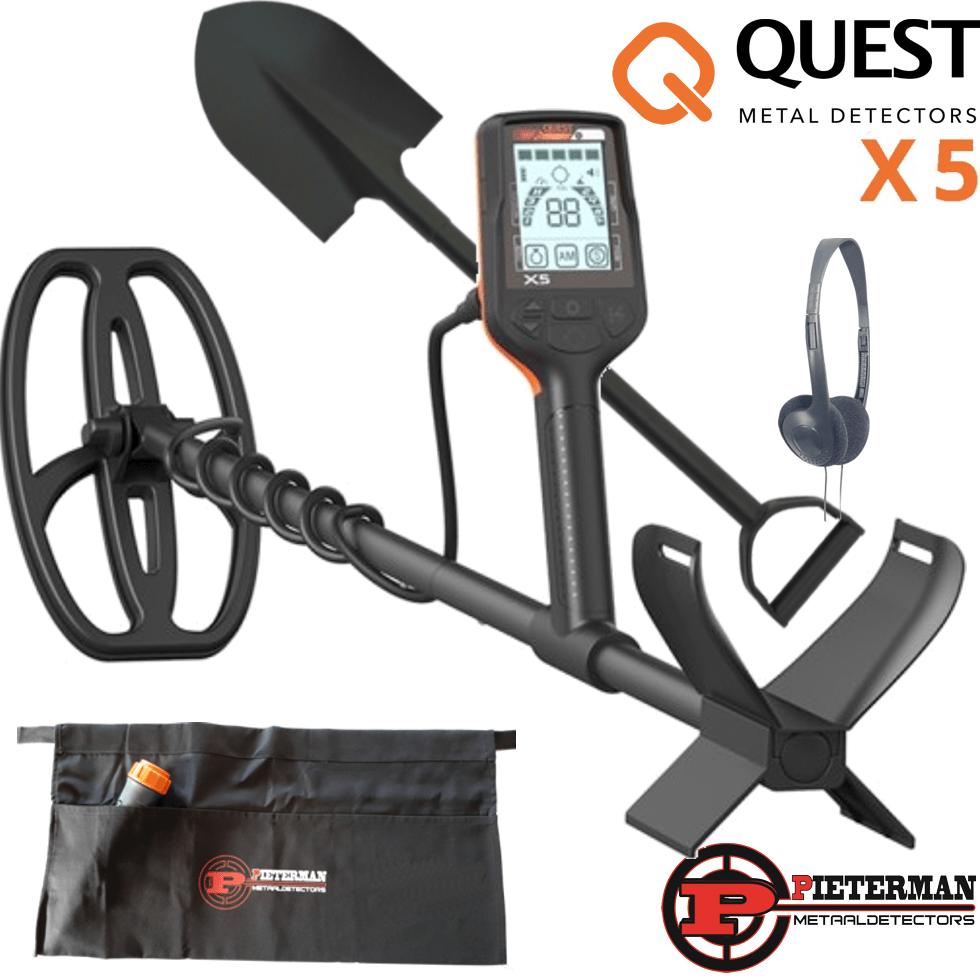 Quest X5 voorjaarsactie