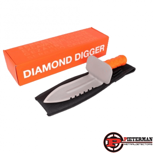 Quest Diamond RVS digger