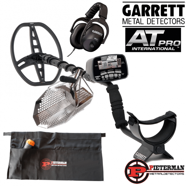 Actie Garrett AT Pro met rvs waadschep gratis