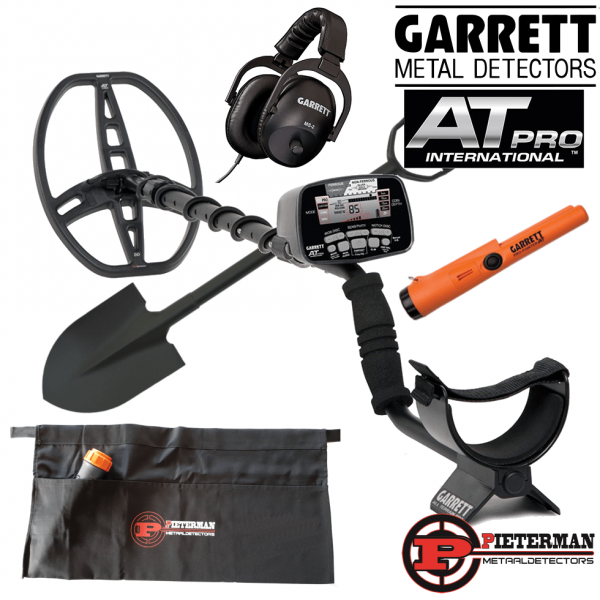 Actie Garrett AT Pro Plus (actie geldig vanaf 2-3-2021)