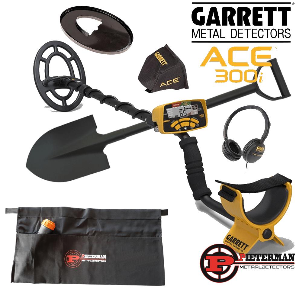 Garrett Ace 300i (weer op voorraad)
