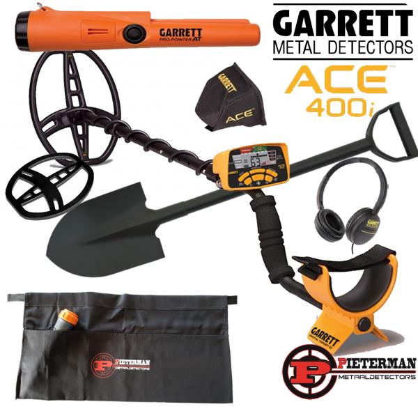 Garrett Ace 400i Plus