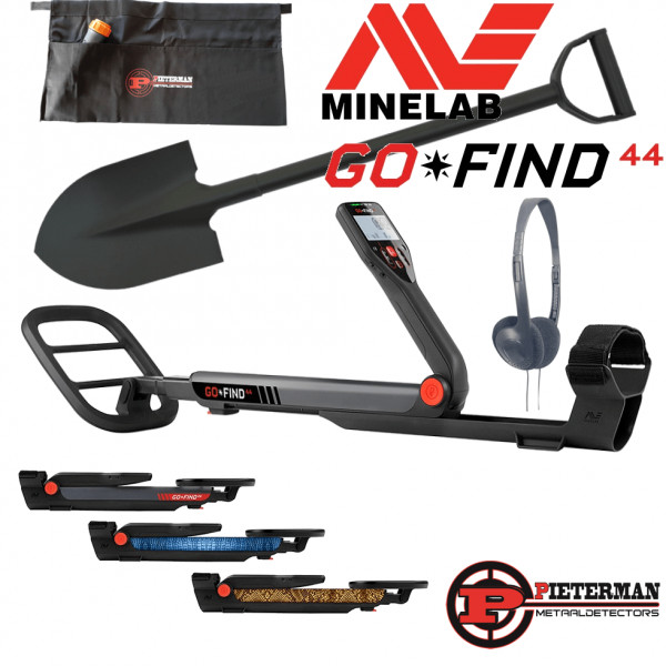 Minelab Go Find 44 Plus