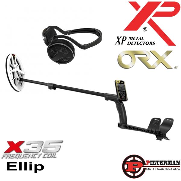 XP ORX Elliptische HF schotel en WSA draadloze hoofdtelefoon
