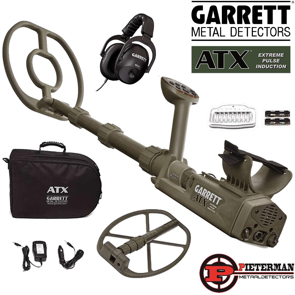 Garrett ATX pro pakket