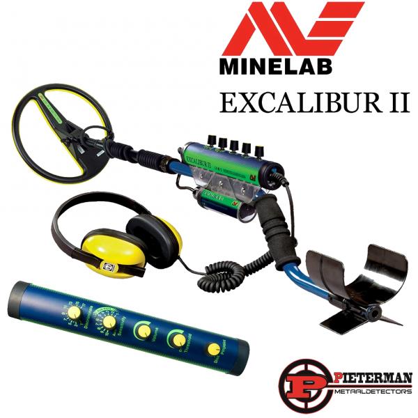 Minelab Excalibur II (1000)