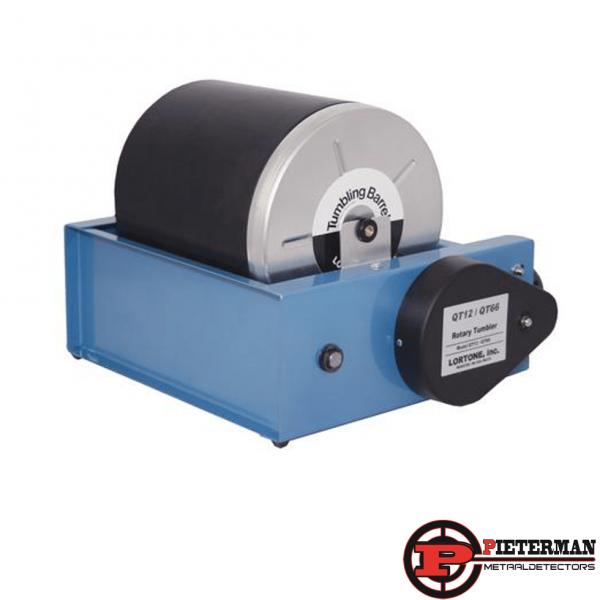 Lortone tumbler model QT66 (2x 3KG)