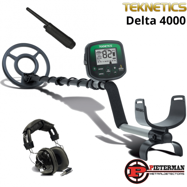 Teknetics Delta 4000