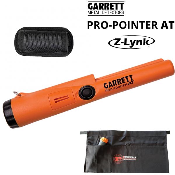 Garrett Pro-Pointer AT Z-link