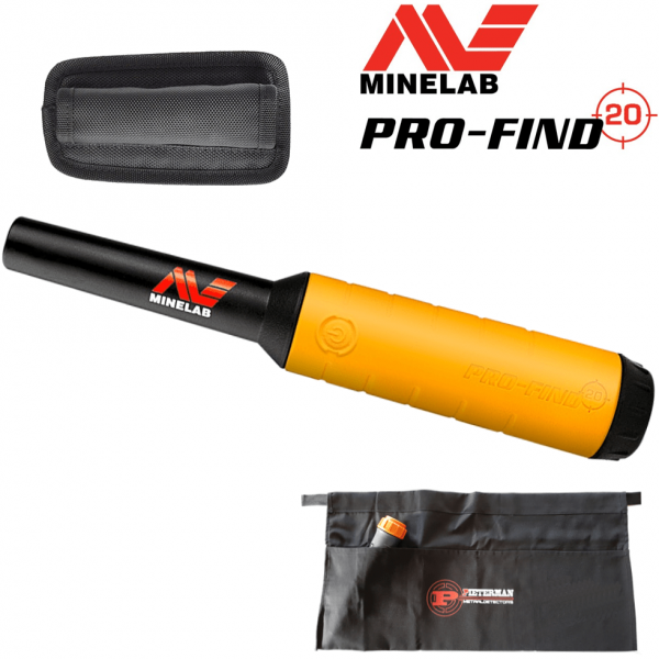 Minelab Pro-Find 20