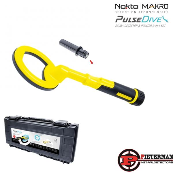 Nokta/Makro PulseDive geel