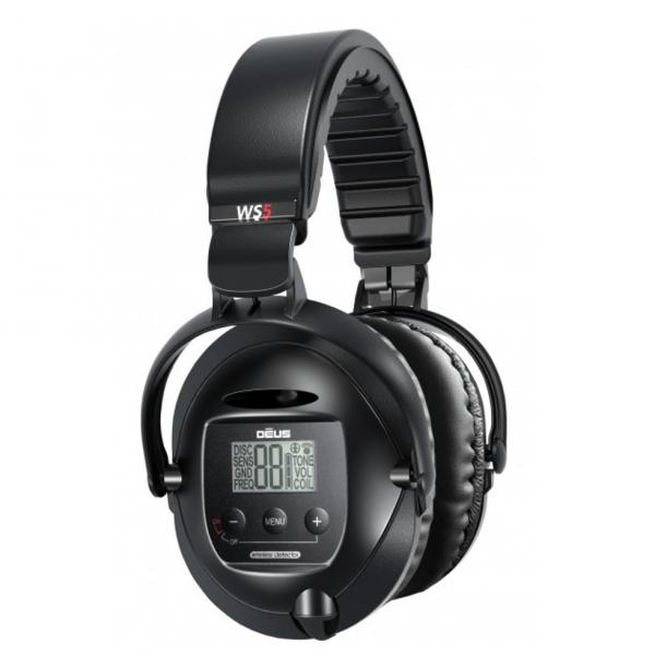 XP WS-5 Draadloze hoofdtelefoon