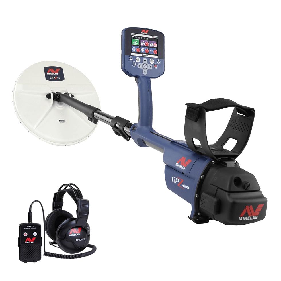 Minelab GPZ-7000