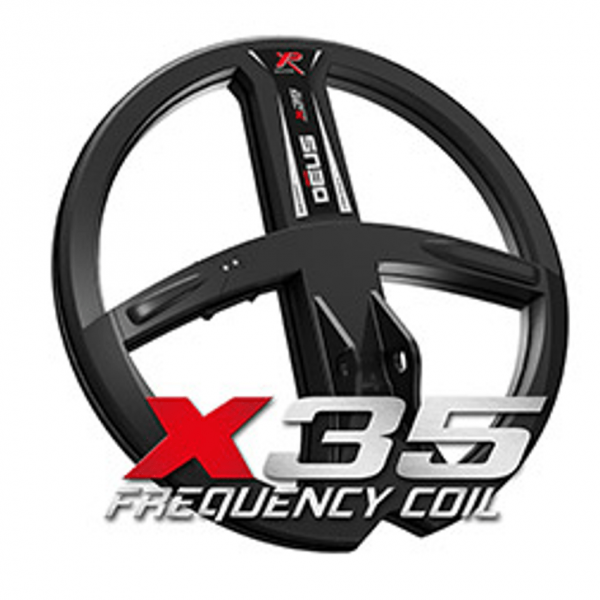 XP X35 Deus 22cm