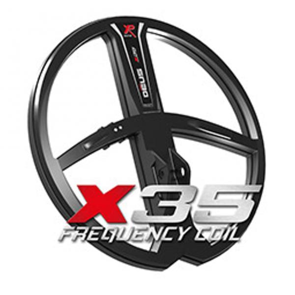 XP X35 Deus 28cm