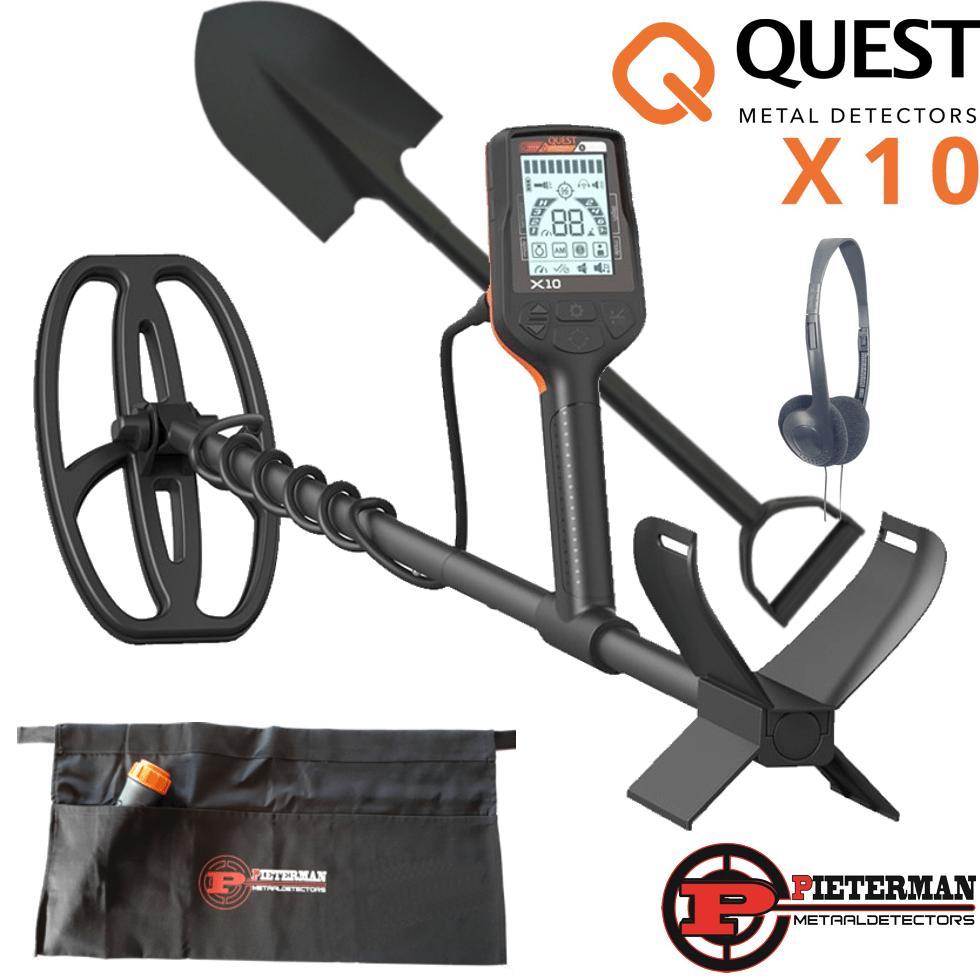 Quest X10 voorjaarsactie