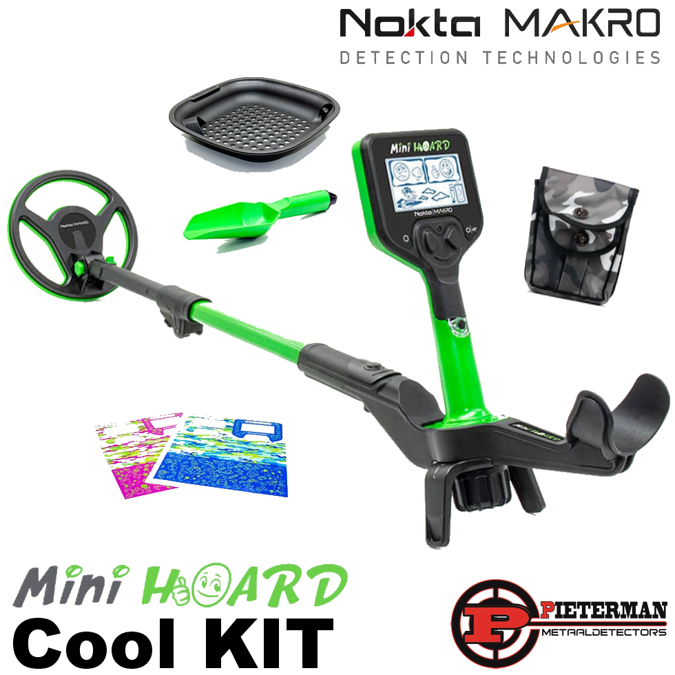 Nokta/Makro Mini-Hoard Cool kit