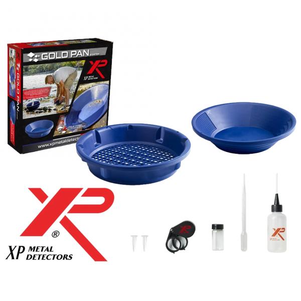 XP-goudpannenset 8 delig