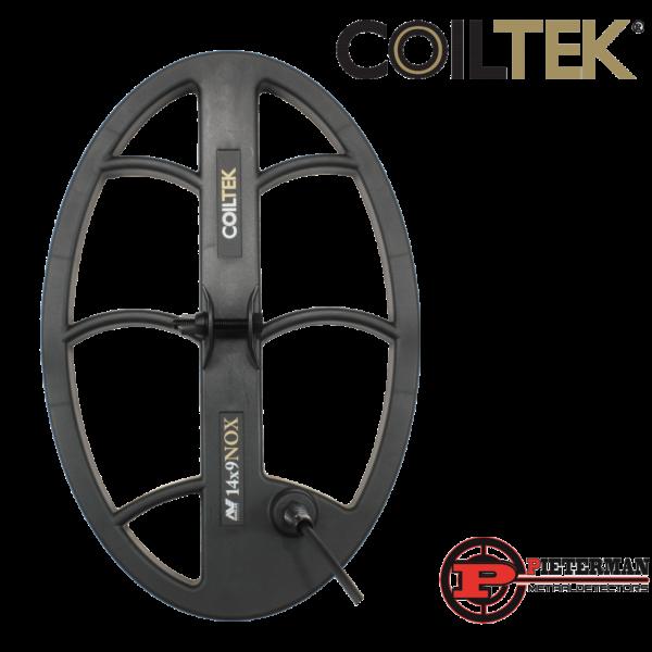 Coiltek zoekspoel Minelab Equinox 14×9 inch (uitverkocht)