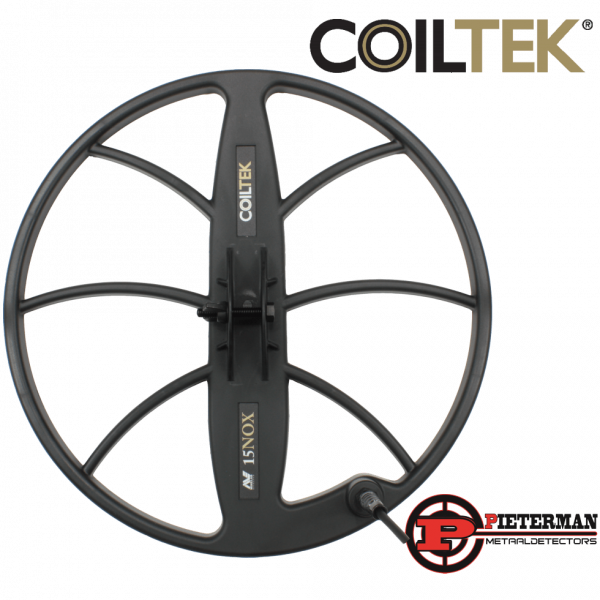 Coiltek zoekspoel Minelab Equinox 15 inch (voorraad)