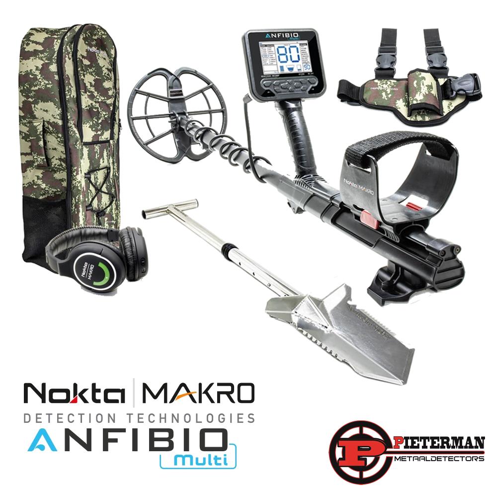 Nokta | Makro Anfibio Multi metaaldetector