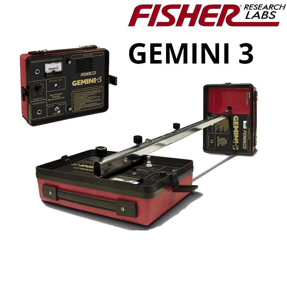Fisher Gemini 3