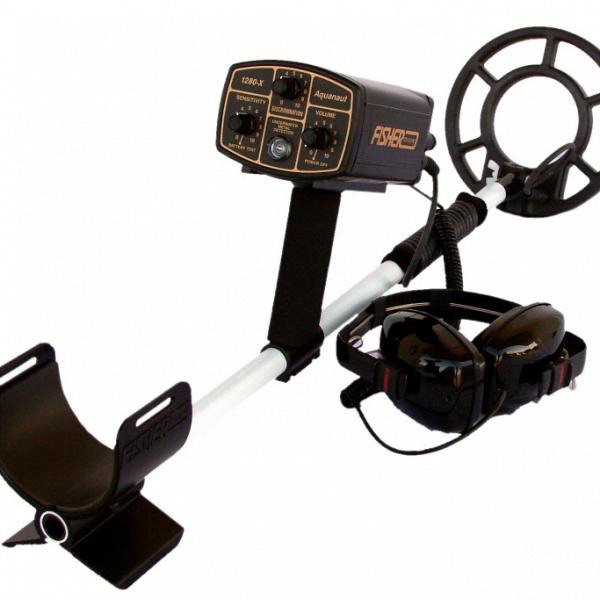 Gebruikte Fisher 1280 duik en onderwater detector
