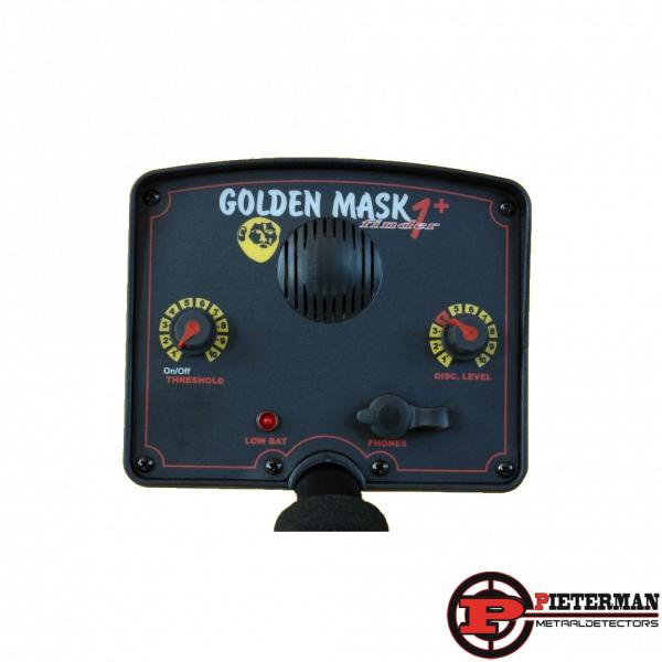 Gebruikte Golden MASK 1+