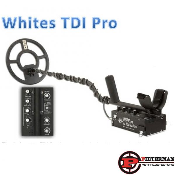 Gbruikte White,s TDI-Pro (diepzoeker)